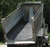 dump trailer liners